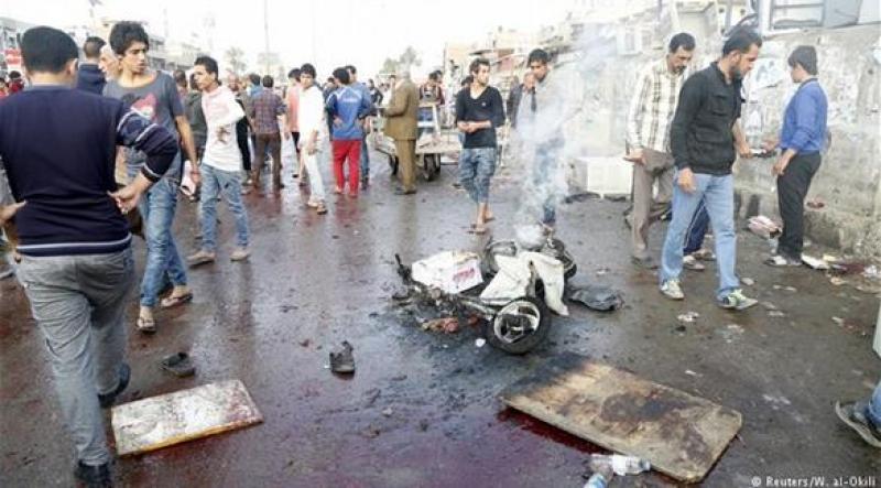 10 قتلى بهجمات انتحارية ضد قوات الأمن العراقية