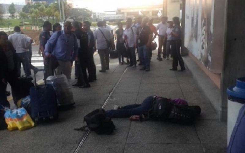 بترولي مصري وصل إلى فنزويلا فقتلوه على باب المطار