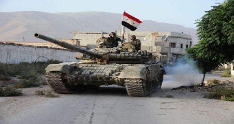 النظام يسيطر على بلدة الشيخ مسكين القريبة من الأردن