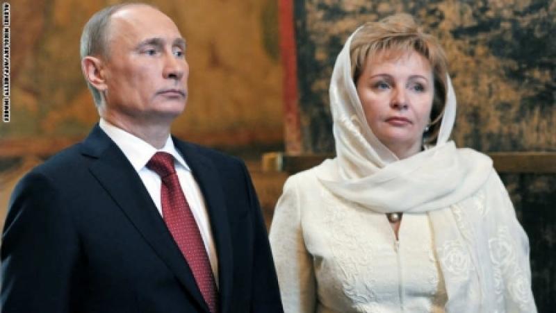 طليقة بوتين تتزوج رجلا أصغر منها بأكثر من 20 عاماً !!!