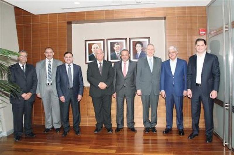 الحافظ رئيساً لمجلس إدارة الملكية الأردنية الجديد