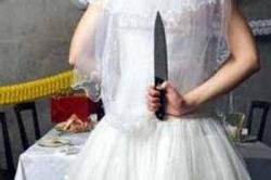 زوجة تقتل زوجها في