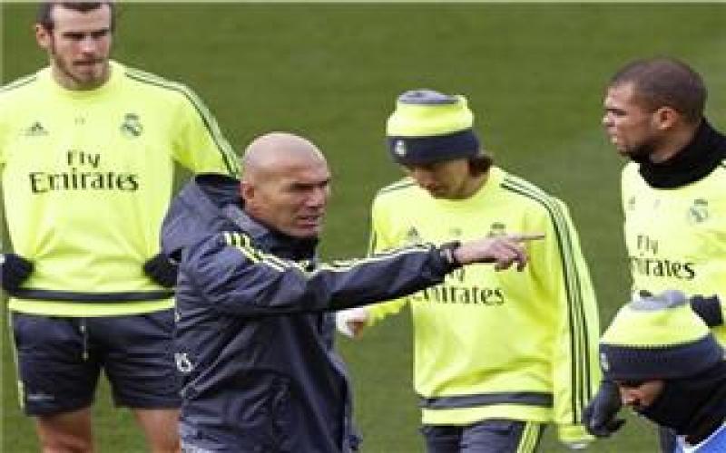 كريستيانو رونالدو يأمل باستعادة بريقه تحت قيادة زيدان
