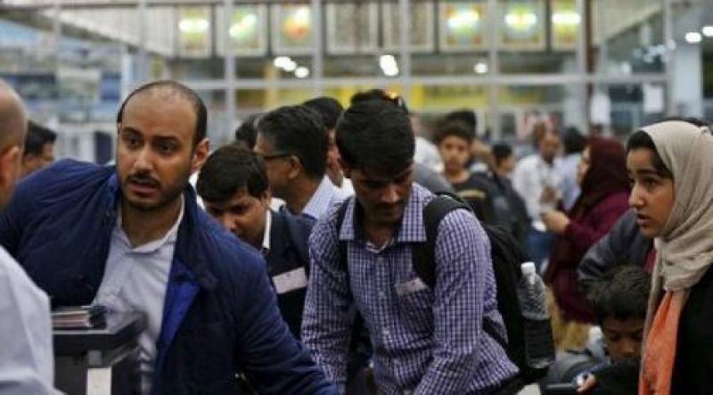 الاردن يطبق نظام الغرامات على اليمنيين المخالفين لشروط الاقامة