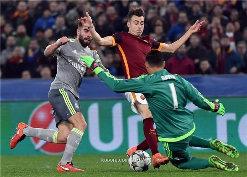 ريال مدريد يغزو روما مرتين