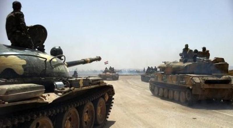 قوات الأسد تسعى لبلوغ الحدود الأردنية قبيل الهدنة المرتقبة