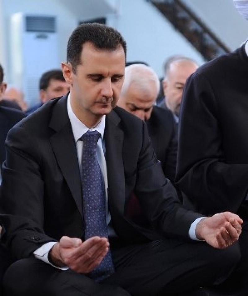 وثيقة أمريكية مسربة تحدد موعد رحيل الأسد في..؟