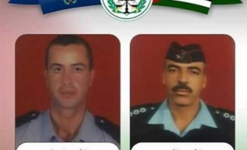 قوة مشتركة من الامن العام وقوات الدرك تلقي القبض على قتلة الشهيدين الدراوشة والجراروة