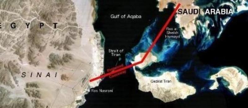 الجسر المصري السعودي والتهديدات الاقتصادية المحتملة على الأردن