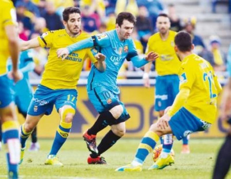 برشلونة يقترب من اللقب وبايرن يواصل انتصاراته