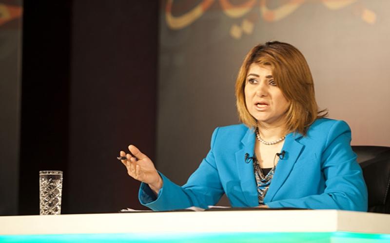 رولى الحروب تترشح للانتخابات القادمة ضمن تيار التجديد