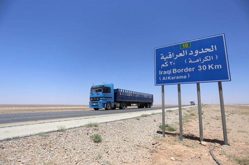 اتفاق أردني عراقي وشيك لإعادة فتح الحدود