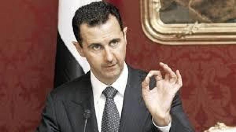 الأسد.. وقف اطلاق النار في سوريا خلال اسبوع