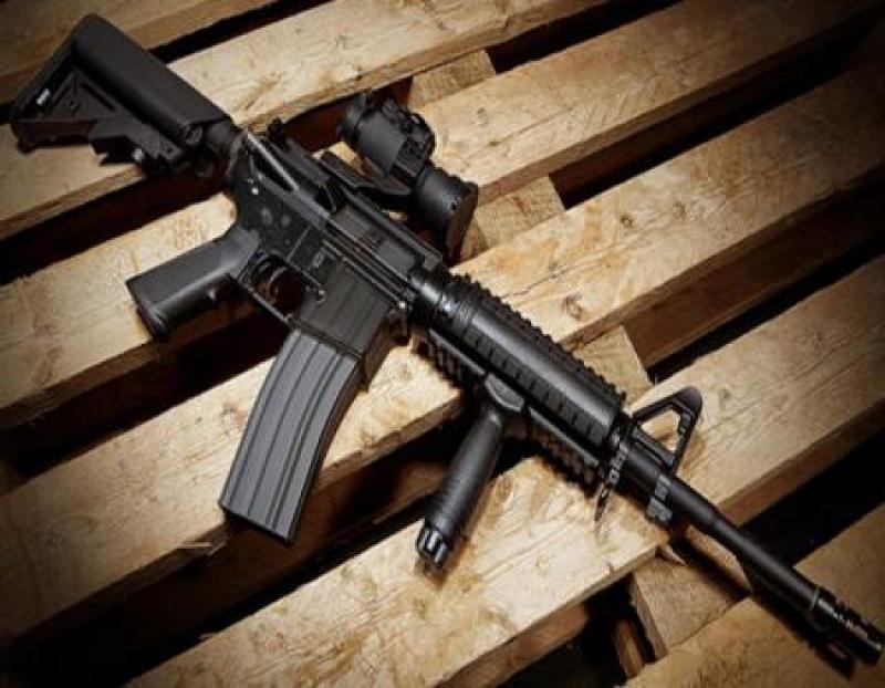 القبض على 4 متهمين بتصنيع أسلحة