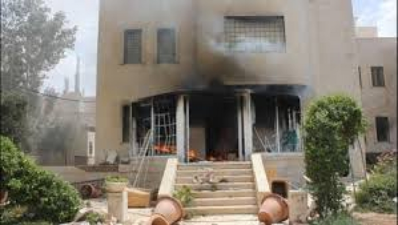 إحالة 15 شخصا للمحاكمة بتهمة حرق منزل لطائفة البهرة في الكرك