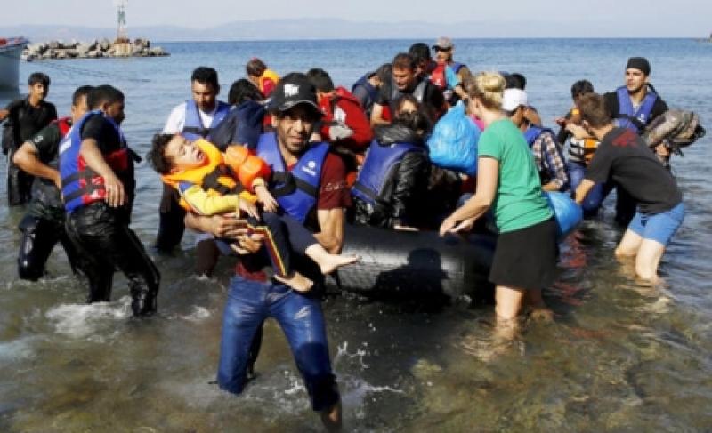 سوريون يتعلمون السباحة في البرك الأردنية للهجرة غير الشرعية