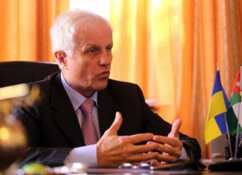 السفير الاوكراني : 3500 اردني واردنية في اوكرانيا