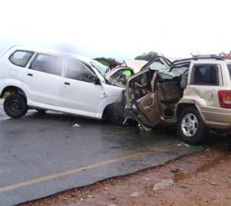 اربد .. إصابة 9 اشخاص بحادث تصادم