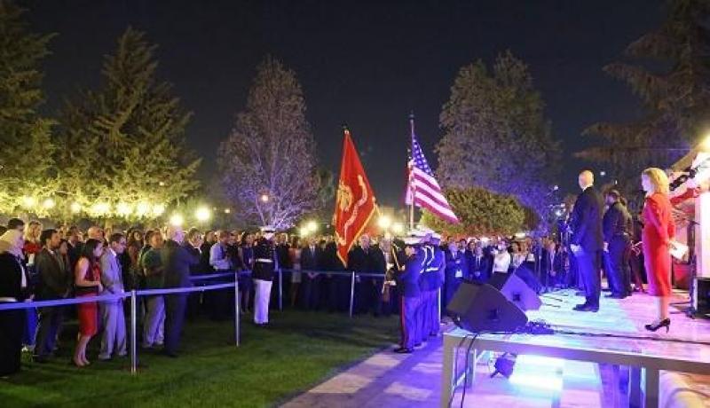 خطة إخلاء لموظفين بسفارة أمريكا بالأردن لأسباب غامضة
