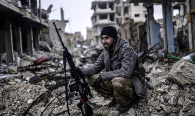 دمشق تعلن قبول وقف إطلاق النار