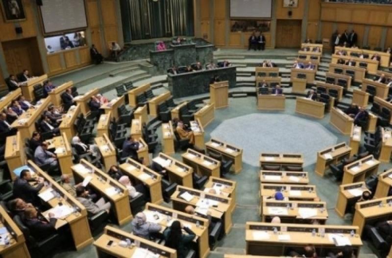 123 نائب يصوتون لصالح اعطاء الملك كامل الصلاحيات في تعين رئيس المجلس القضائي ومدير الدرك