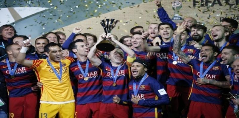ريال مدريد يفسد تتويج برشلونة بالمونديال