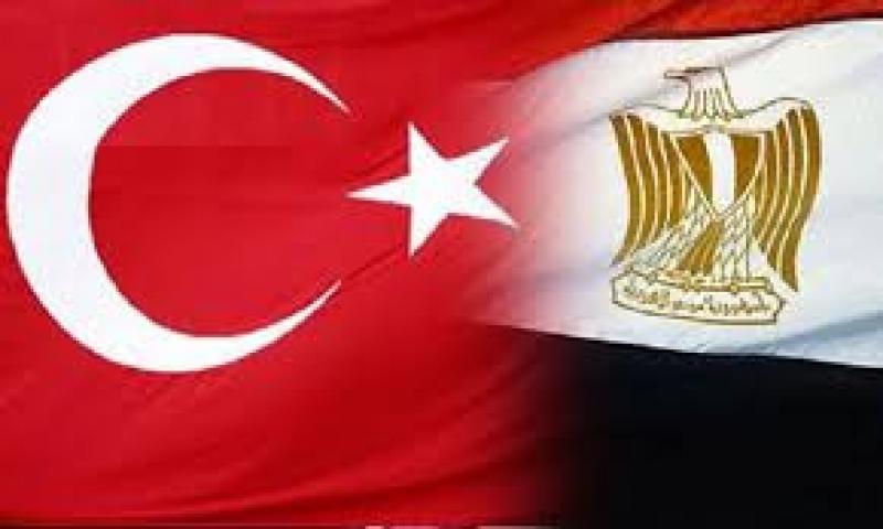 تركيا: لا مانع من التباحث مع مصر