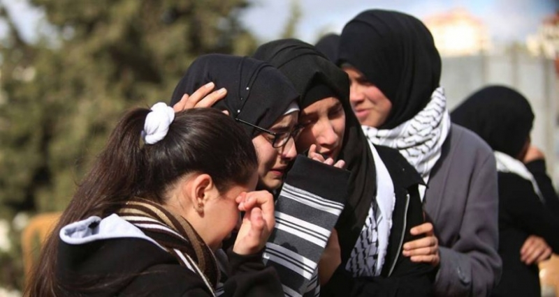 سبعة أمهات استشهدن خلال انتفاضة القدس و