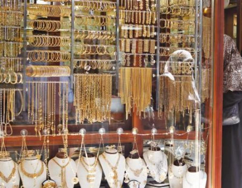 الذهب ينخفض 60 قرشاً للغرام محلياً الأسبوع الماضي