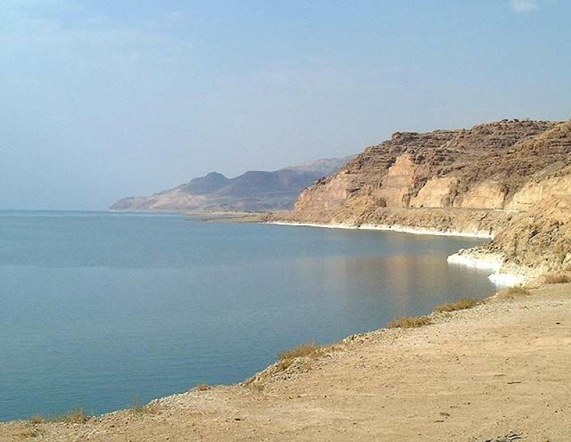 انهاء الاعتداءات على اراضي البحر الميت