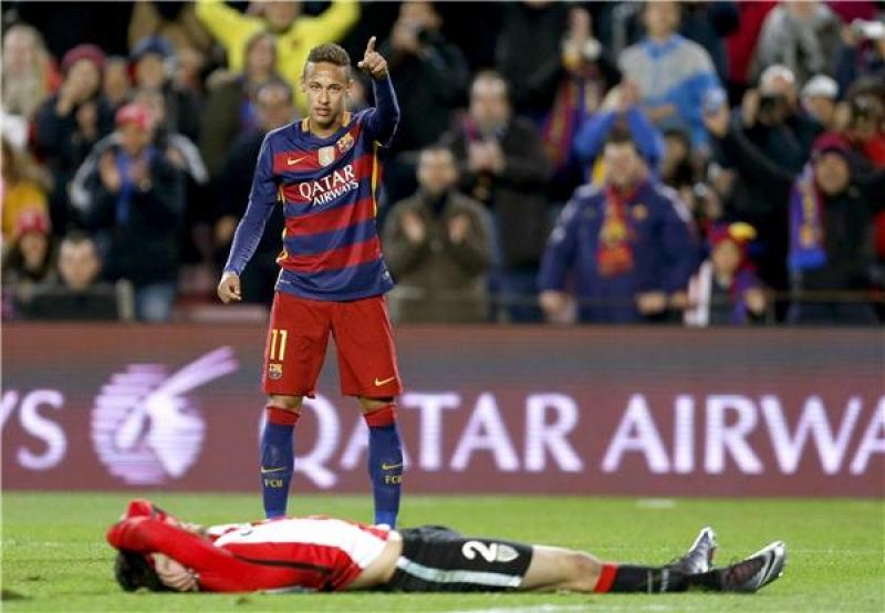 برشلونة يواجه اتلتيك بلباو للمرة الخامسة هذا الموسم