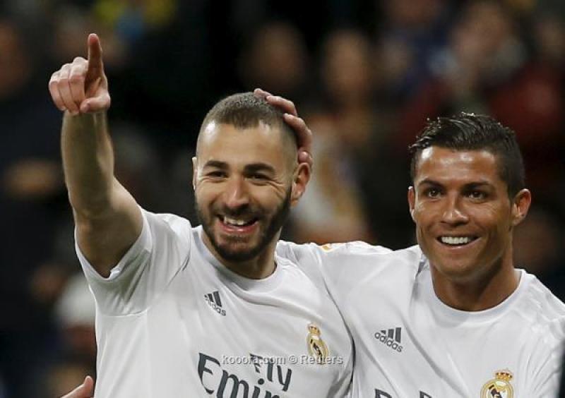 BC ريال مدريد يتصدران قائمة هدافي أوروبا