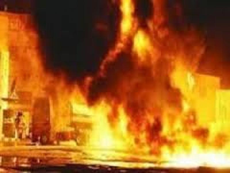 شيعة هنود يقاضون أردنيين بتهمة حرق وسرقة مبنى البهرة بالكرك