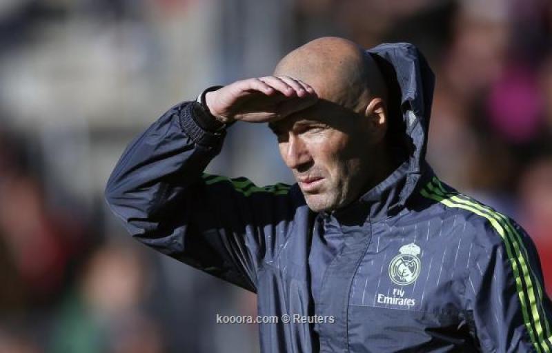 زيدان يكشف ملامح أسلوب لعب ريال مدريد تحت قيادته