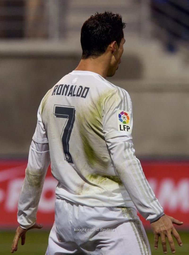 رونالدو يدخل تاريخ أفضل هدافي الدوريات الأوروبية