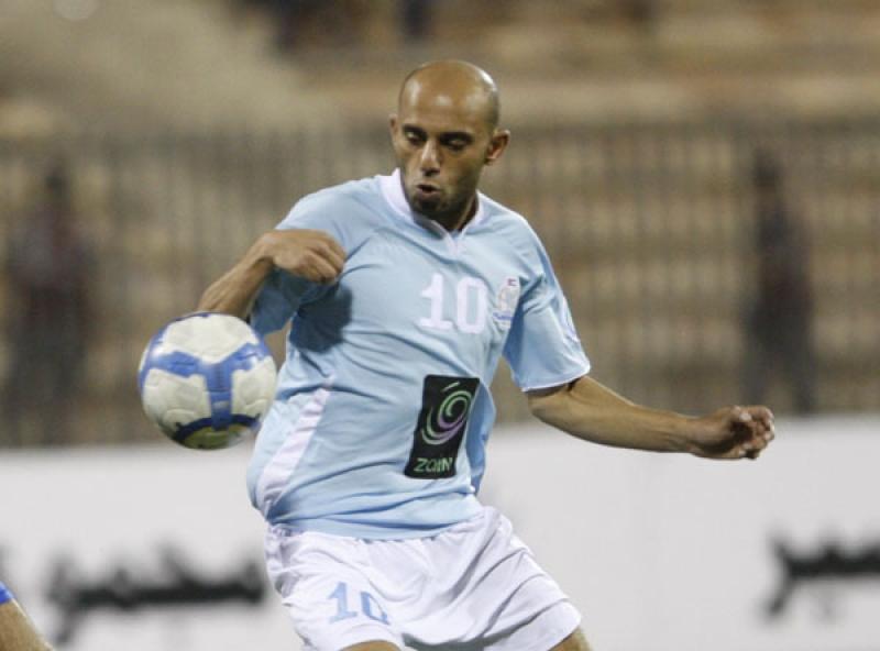 الإتحاد يعاقب الرمثا والحسين إربد واللاعب أبو كشك