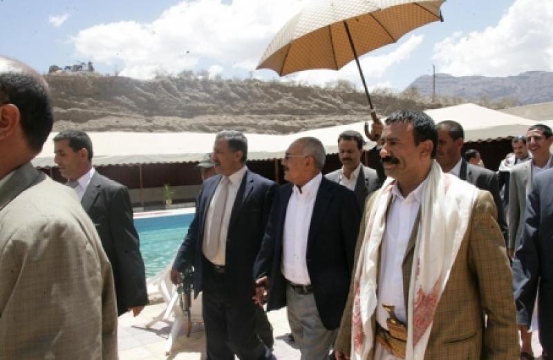الرئيس المخلوع علي عبد الله صالح يطلب خروجاً آمناً من اليمن