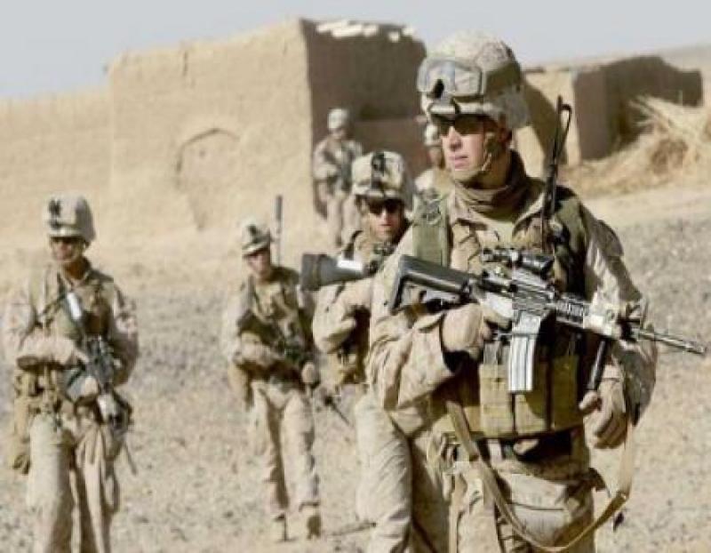 التحالف الدولي..وصول قوات مشاة أميركية إلى العراق