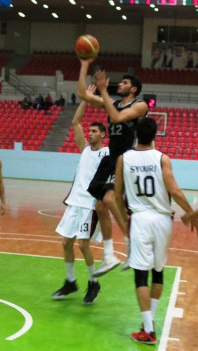 انتصارات ثمينة في الدوري الأردني لكرة السلة