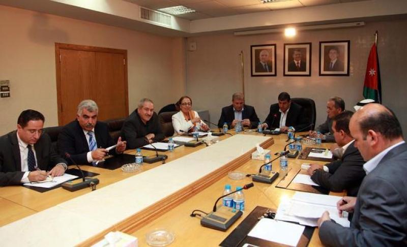 لجنة فلسطين النيابية تصل دولة الكويت الشقيقة
