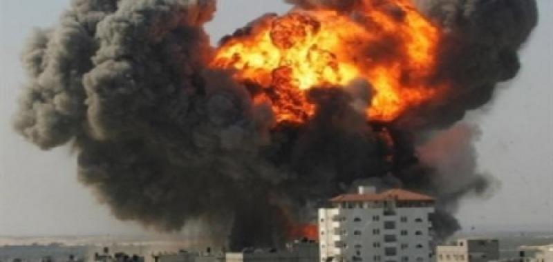 هلع ومنازل تتصدع في البادية الشمالية بسبب انفجارات سوريا