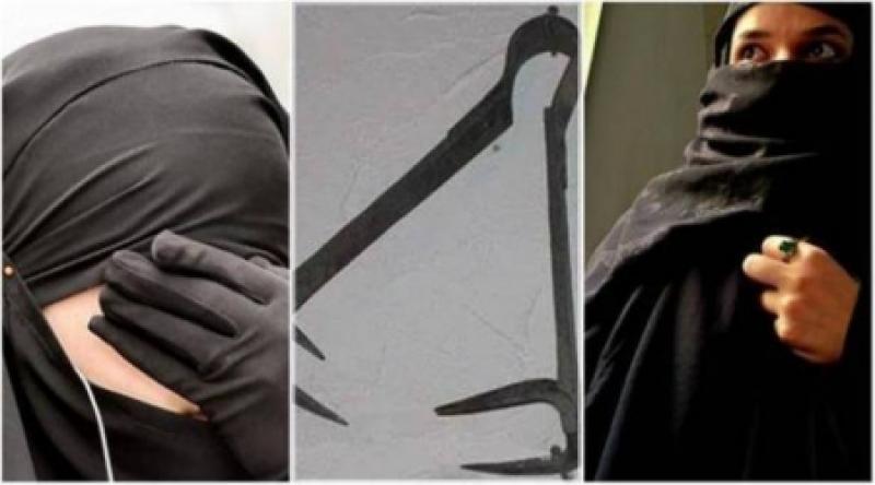 بالصورة...وسيلة داعش الجديدة لتعذيب النساء
