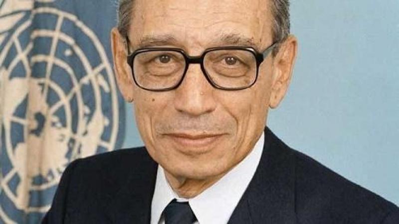 وفاة الأمين العام السابق للامم المتحدة بطرس غالي